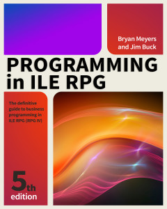 Programming in ILE RPG (5th ed)